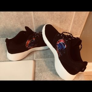 Shoes - New Chicago Cubs black shoes